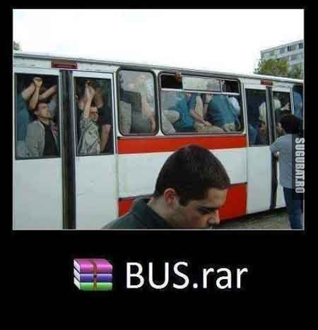 Autobuz arhivat .rar