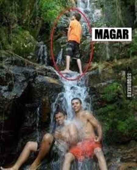 Cel mai bun moment sa urinezi in cascada