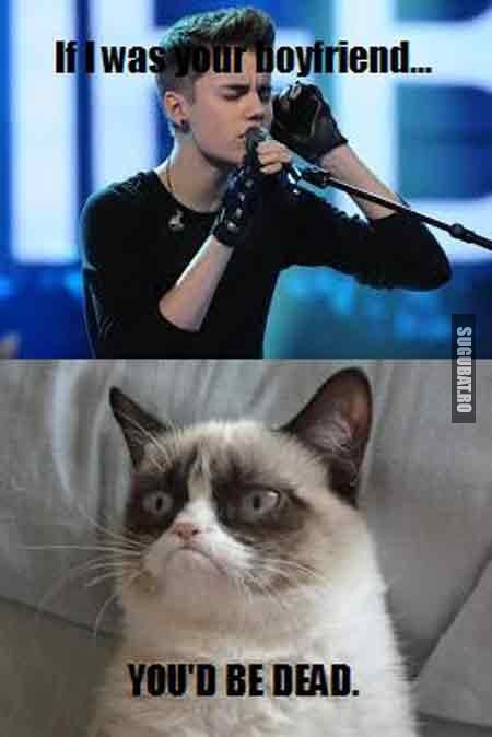Justin Bieber: Daca eram prietenul tau