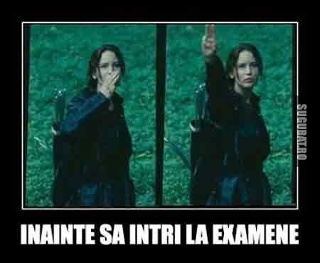 Inainte sa intri la examene in sesiune