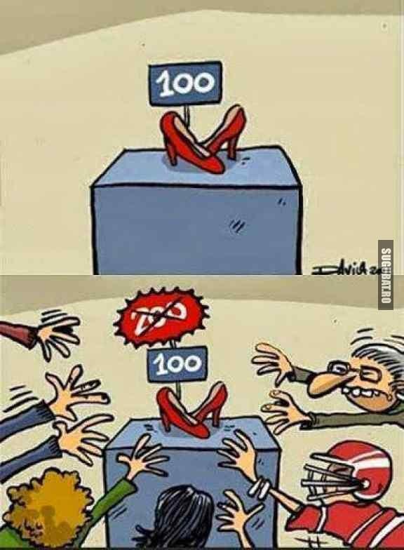 Efectul reducerilor :)