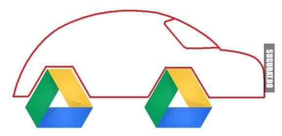 Motivul pentru care Google Drive nu merge :))