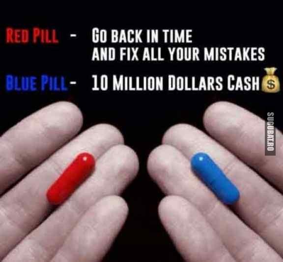 Tu ce pastila ai lua?