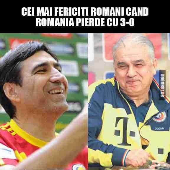 Cei mai fericiti romani