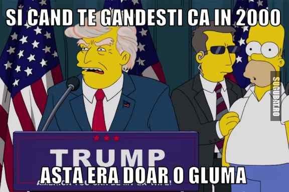 Donald Trump presedinte - totul a pornit ca o gluma