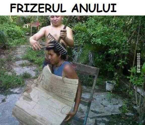 Frizerul anului ... :)
