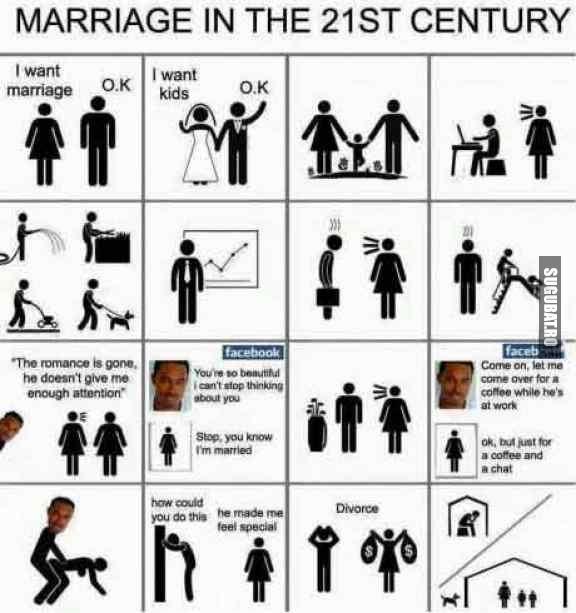 Casatoria in secolul 21