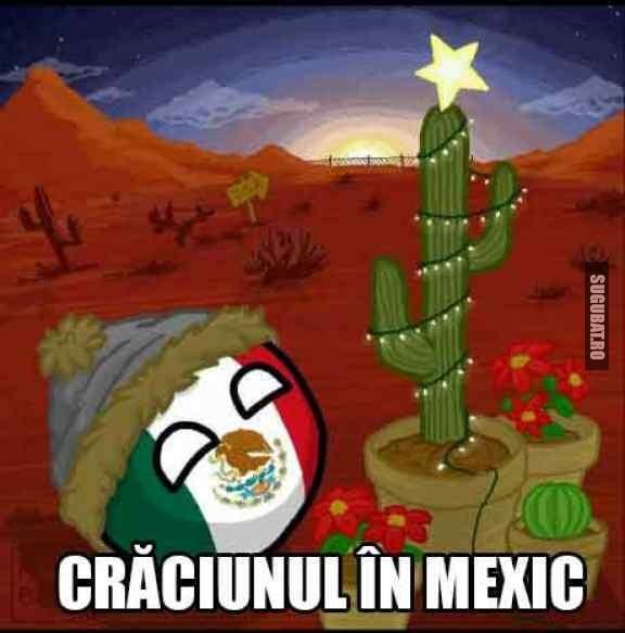 Craciunul in Mexic :)