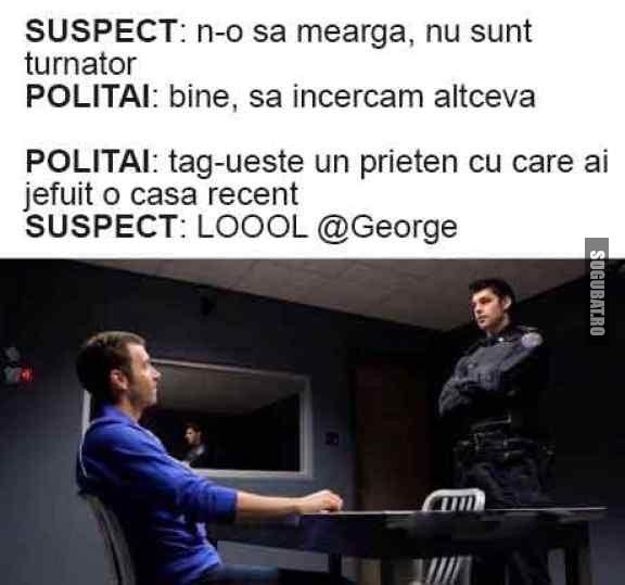 Cum interogheaza politia in ziua de azi
