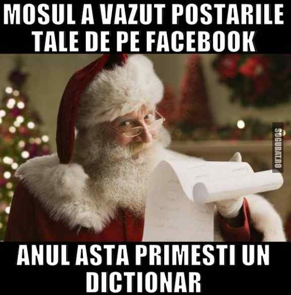 Mosul te-a vazut pe Facebook