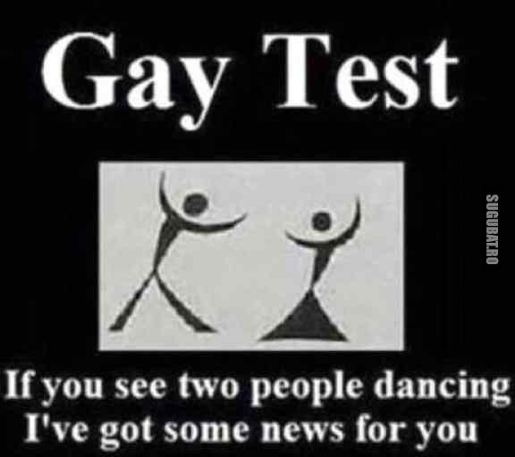 Tu ce vezi in imagine? (Gay Test)