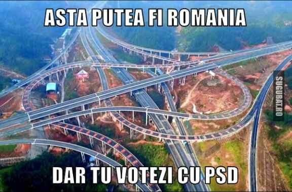 Asta putea fi Romania