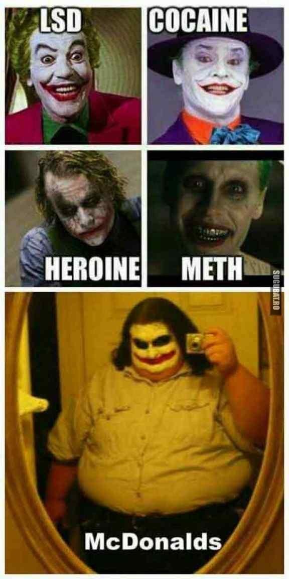 Tu ce Joker ai alege?