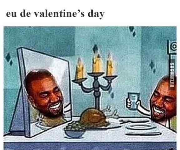 Cam asta-s eu an de an #ValentinesDay