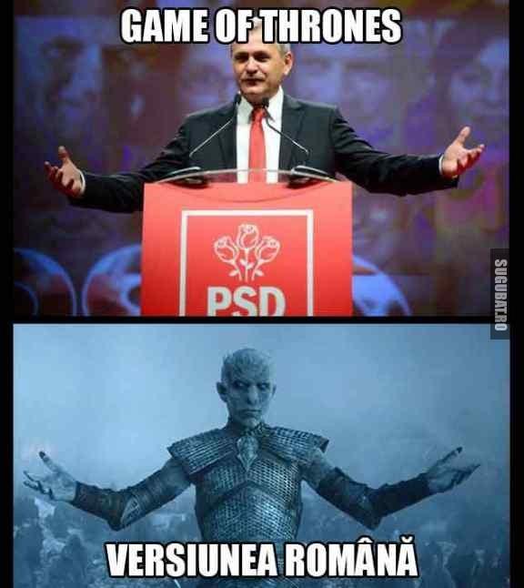 Game of Thrones - Versiunea Romana