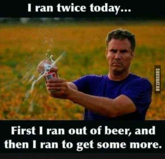Alerg in fiecare zi...dupa bere