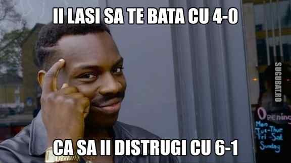 Asa ii distrugi cel mai bine (Barcelona - PSG)