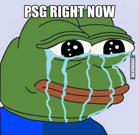 PSG dupa meciul cu Barcelona
