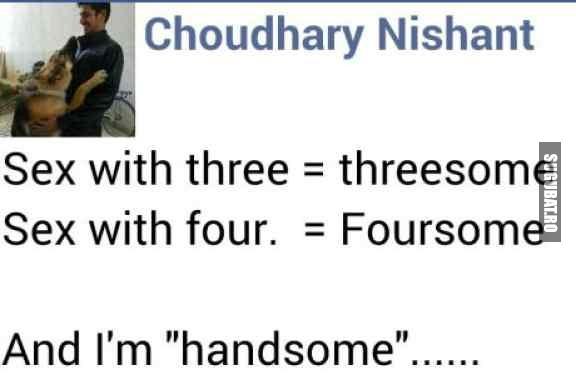 Sex in trei = threesome
