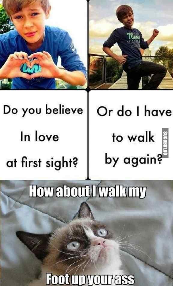 Crezi in dragoste la prima vedere