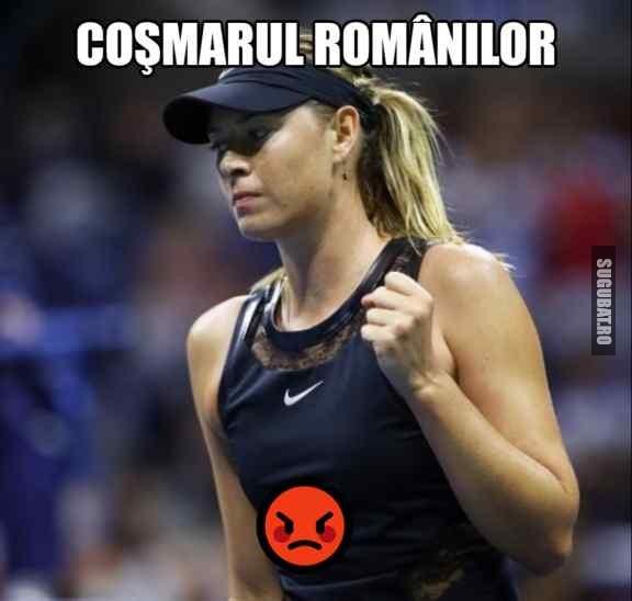 Cosmarul romanilor in tenis