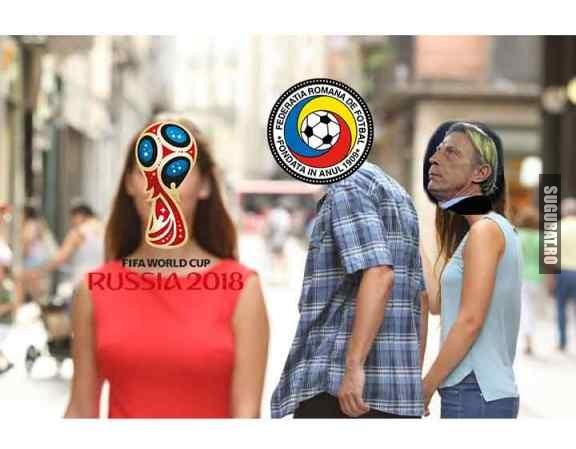 Romania, Campionatul Mondial si Daum