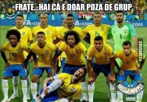 Poza de calendar a Braziliei #Neymar