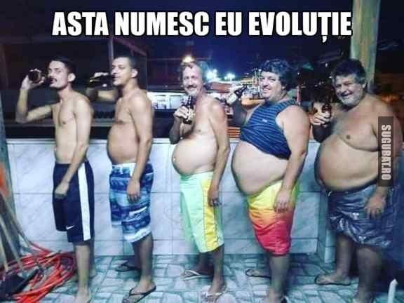 Asta e o adevarata evolutie