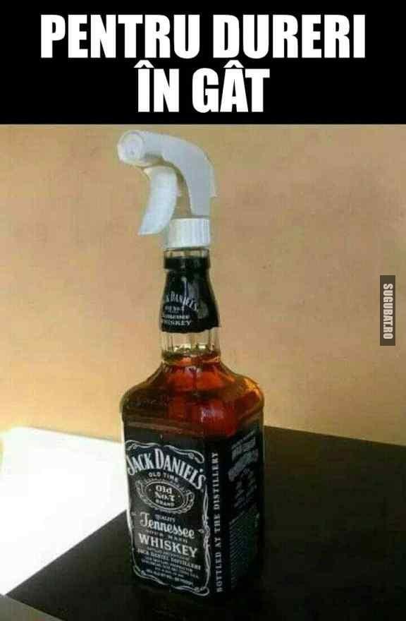 Cel mai bun remediu pentru dureri in gat