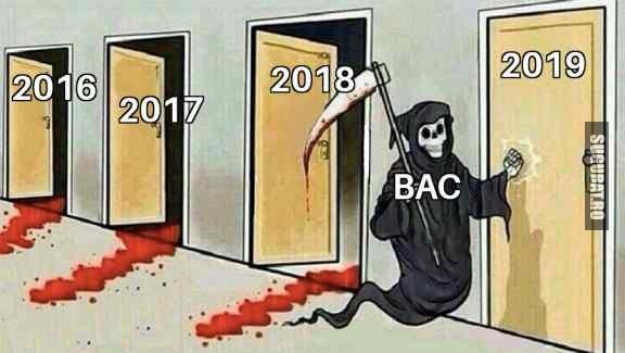 Tic Tac, BAC-ul bate la usa
