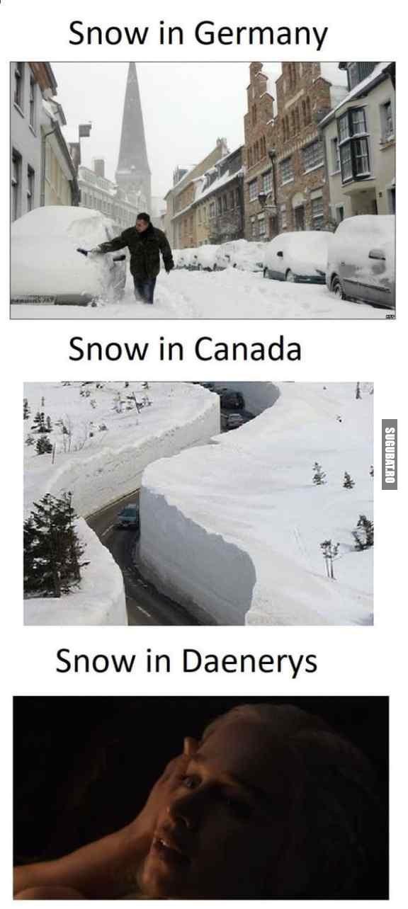 Snow e in orice #GameOfThrones