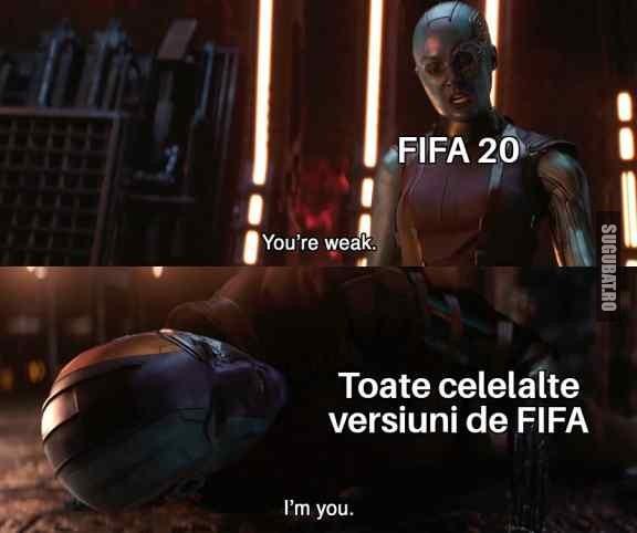 An de an aceeași FIFA