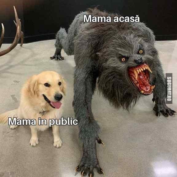 Mama: lasă că ajungem noi acasă
