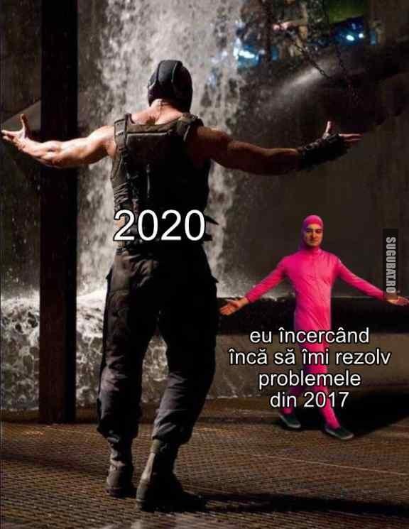 2020 m-a luat pe nepregatite