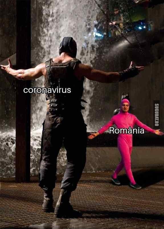 Coronavirus vs Romania #coronavirus