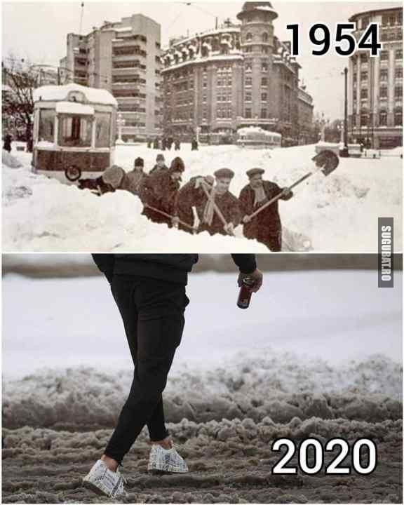 Cu glezna la vedere #iarna