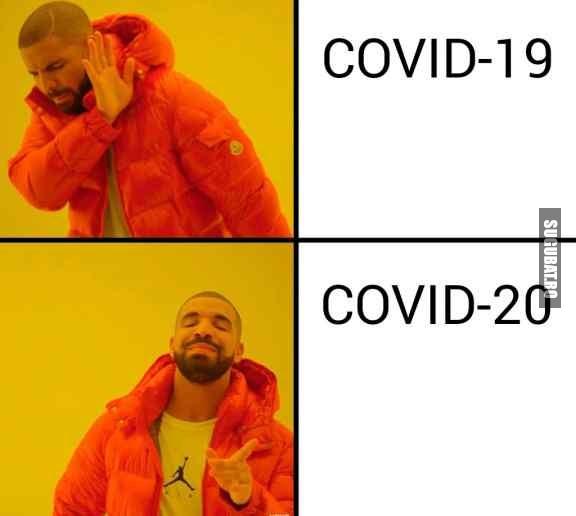 Mai are rost sa iau COVID-19 sau aștept COVID-20? #coronavirus