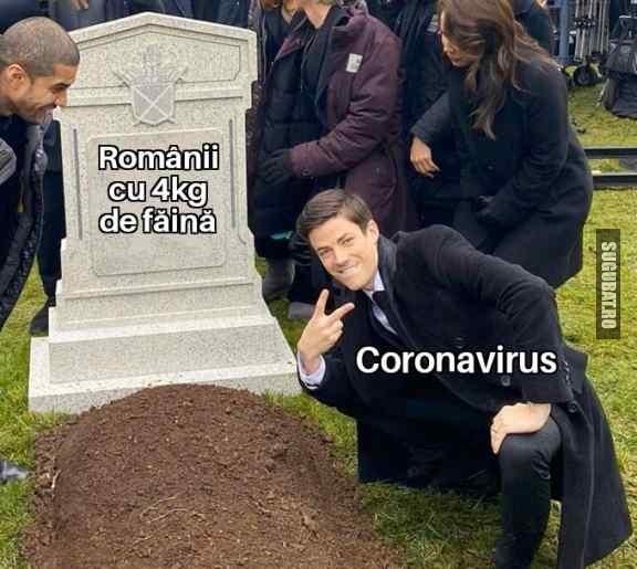 Faina nu te salvează de #coronavirus