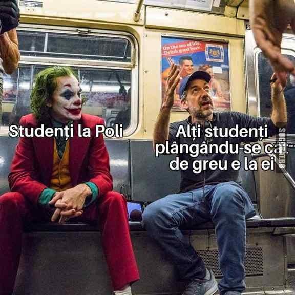 Viața la Poli