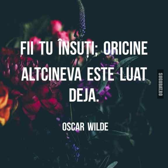 Fii tu însuți #citate #viata