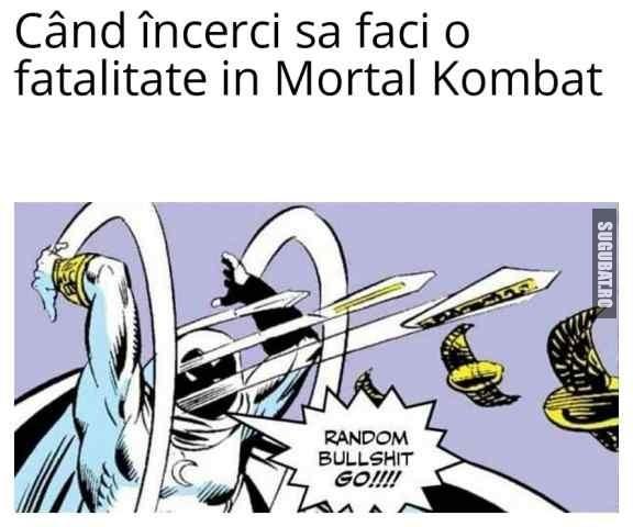 Fatalitate in Mortal Kombat