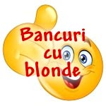 Doua blonde in parc pe o banca