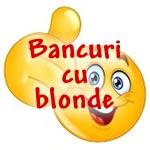Bancuri cu Blonde