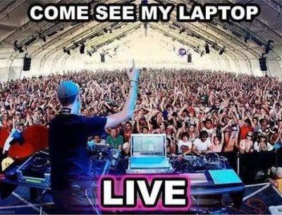 Cum arata concertele live din prezent