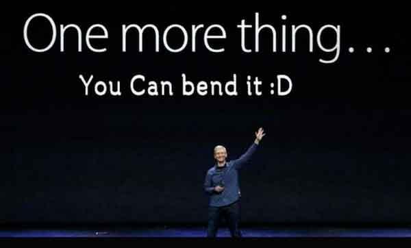 Inca un lucru, poti sa il indoi (iPhone 6)